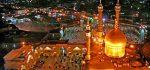 حسینیه ها و مقام های موجود در شهر کربلا